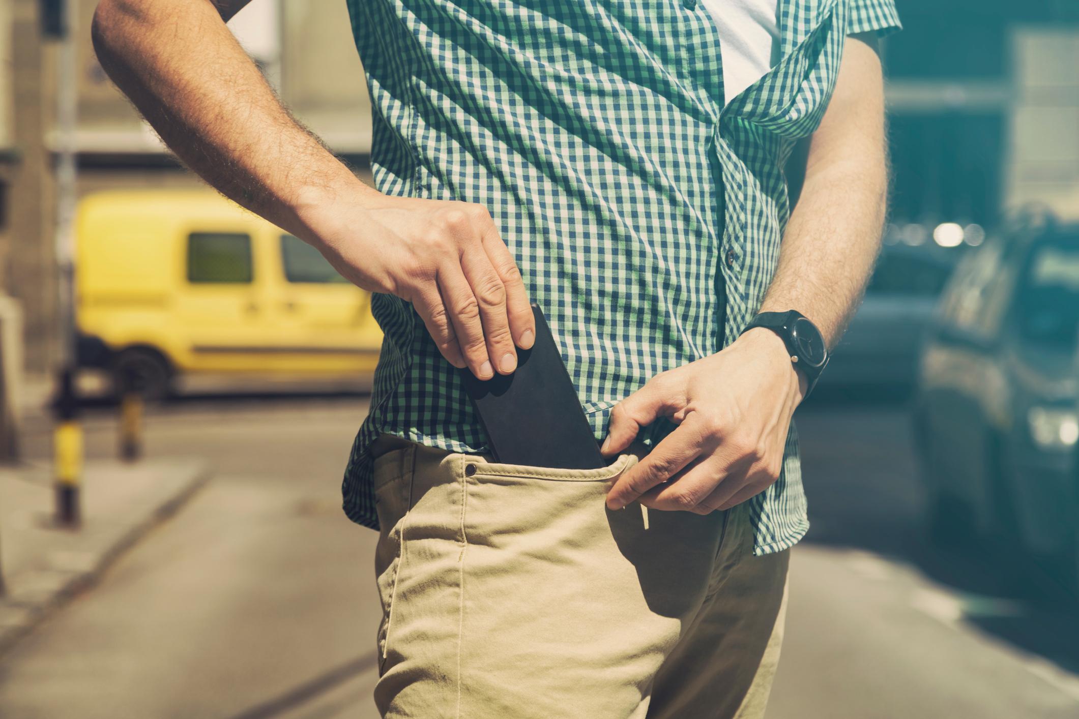 Streetkläder för män